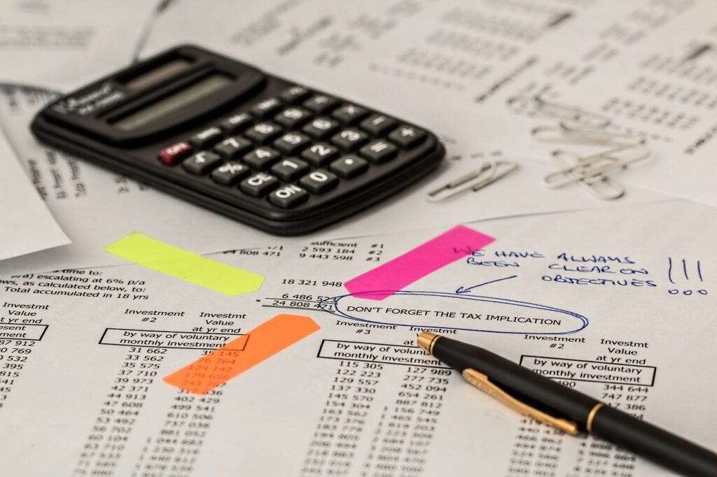 sconti fiscali addebito conto corrente